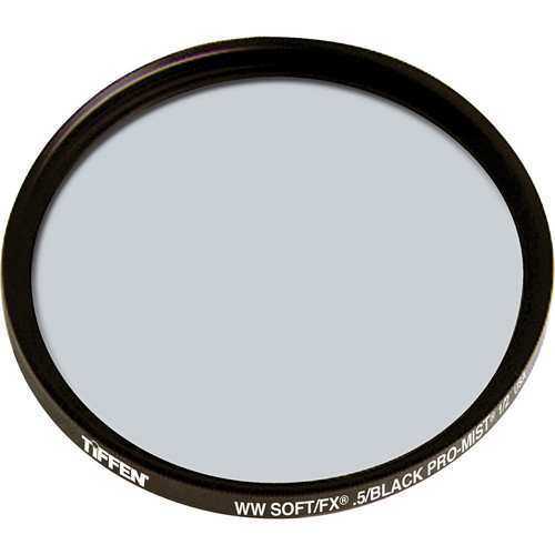 Tiffen Series 9 Soft/FX Black Pro-Mist 1/2 Filter
