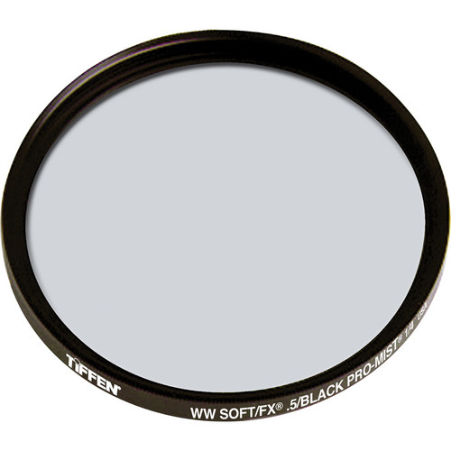Tiffen Series 9 Soft/FX Black Pro-Mist 1/4 Filter