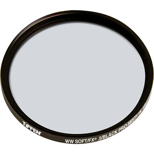 Tiffen Series 9 Soft/FX Black Pro-Mist 1/8 Filter
