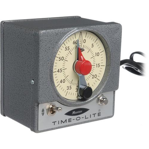Time-O-Lite M-72 Darkroom Timer