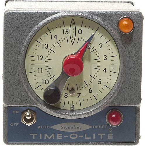 Time-O-Lite P72 60-Second Darkroom Timer