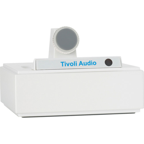 Tivoli CWFW Stand-Alone iPhone/iPod Universal Dock Connector (Frost White/White)