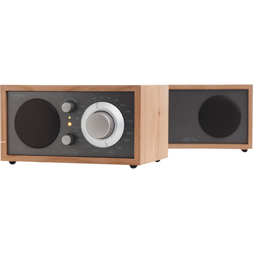 Tivoli Model Two AM/FM Stereo Table Radio (Metallic Taupe)