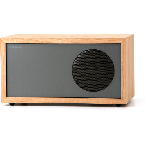 Tivoli Stereo Speaker FF (Metallic Taupe/Cherry)