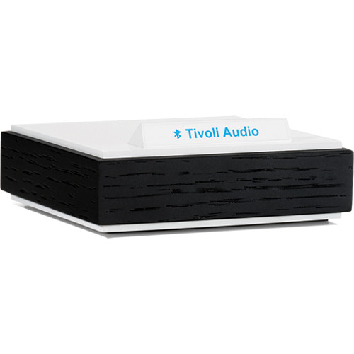 Tivoli BluCon Wireless Bluetooth Audio Receiver (Black & White)