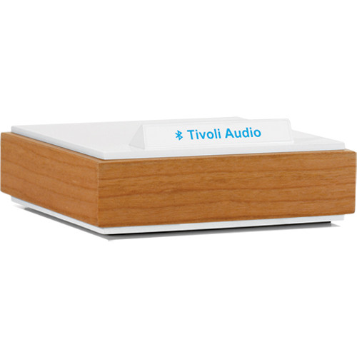Tivoli BluCon Wireless Bluetooth Audio Receiver (Cherry & White)