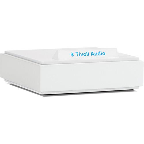 Tivoli BluCon Wireless Bluetooth Audio Receiver (White)