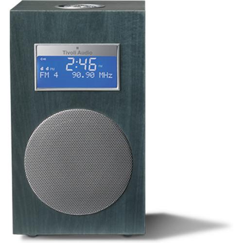 Tivoli Model 10 Clock Radio - Contemporary Collection (Ocean Blue / Silver)