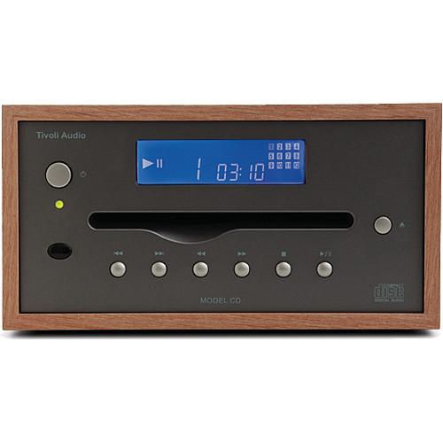 Tivoli Model CD Player (Cherry/Metallic)