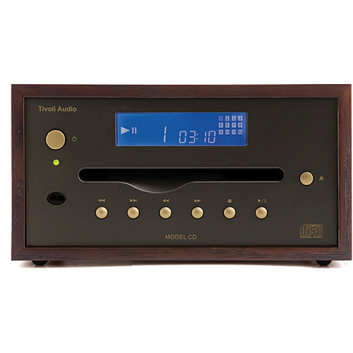 Tivoli Model CD Player (Wenge/Gold)
