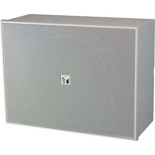 "Toa Electronics BS-678 Wall Mount 6"" Woodbox Speaker"