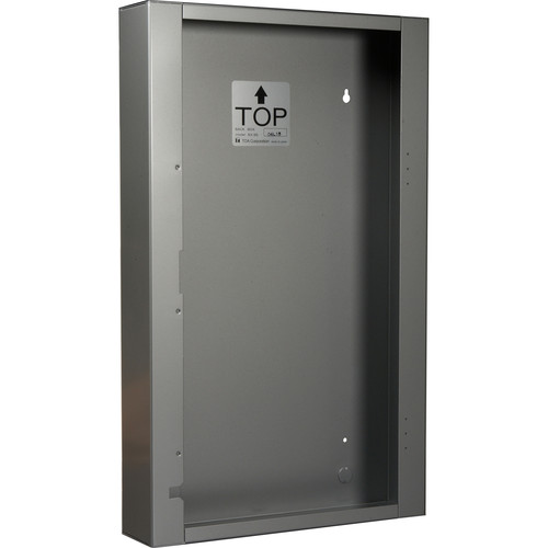 Toa Electronics BX-9S - Surface Mount Back Box for 900 Series In-Wall Mixer/Amplifiers