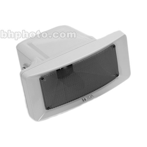 Toa Electronics CS-154 Wide-Range 15 Watt Paging Speaker (dark gray)