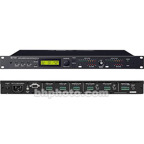 Toa Electronics DP-L2 Ambient Noise Controller