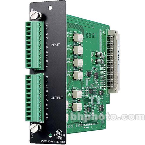 Toa Electronics D-981 - Remote Control Module