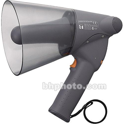 Toa Electronics ER-1206 - Splash-Proof 10-Watt Hand-Grip Megaphone