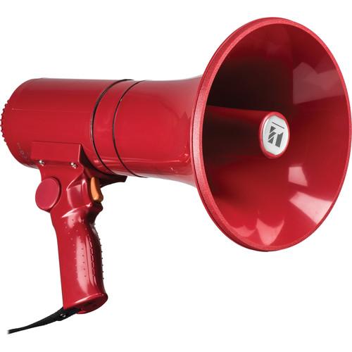 Toa Electronics ER-1215S - 23-Watt Hand-Grip Megaphone
