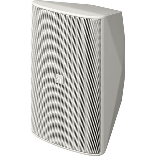 "Toa Electronics F-1300WTWP Waterproof 5"" 2-Way Speaker System (White)"