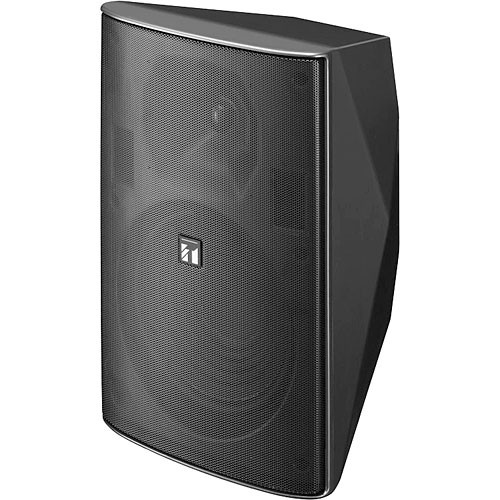 Toa Electronics F2000BT 2-Way Wide Dispersion Box Speaker with Transformer (Black)