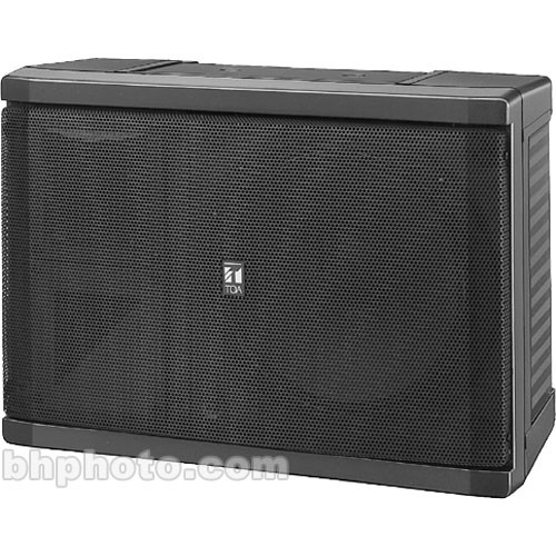 Toa Electronics Two-Way 360W Speaker  (Dark Gray)