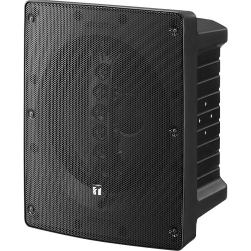 Toa Electronics HS-1200B Coaxial Array Speaker (Black)