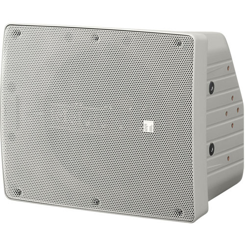 Toa Electronics HS-1200W Coaxial Array Speaker (White)