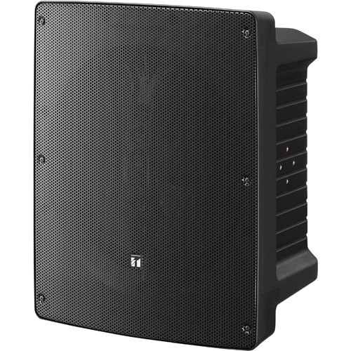Toa Electronics HS-1500B Coaxial Array Speaker (Black)