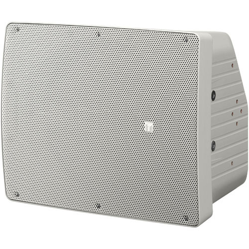 Toa Electronics HS-1500W Coaxial Array Speaker (White)