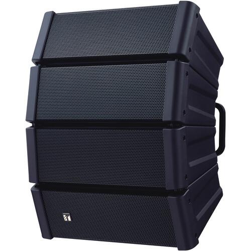 Toa Electronics HX-5B Variable Dispersion Line Array Speaker (Black)