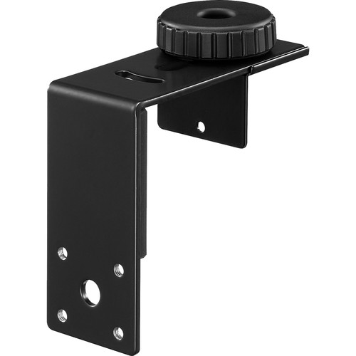 Toa Electronics HYBH10B Hanging Bracket for F1000 Series Speakers (Black)