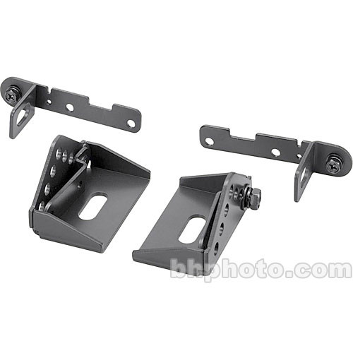 Toa Electronics HY-WM2B - Wall/Ceiling Direct Mounting Bracket for HX-5 Series (Black)