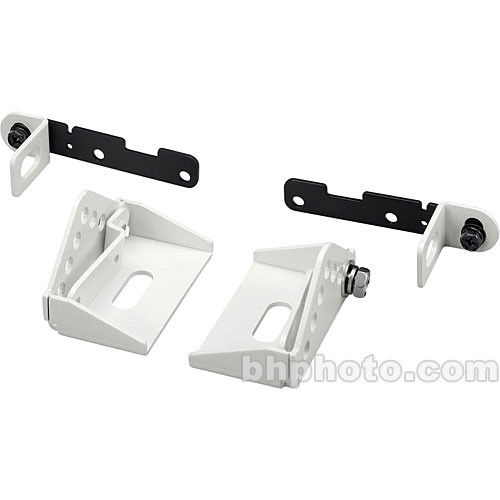 Toa Electronics HY-WM2W - Wall/Ceiling Direct Mounting Bracket for HX-5 Series (White)