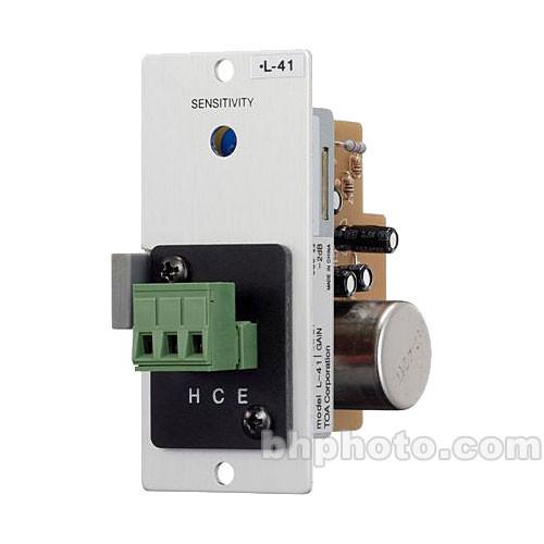 Toa Electronics L-41S - Line Matching Input Module