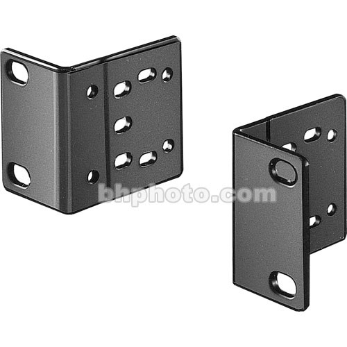 Toa Electronics MB-15B-BK - Rack Mounting Bracket for NX-100 and NX-100S