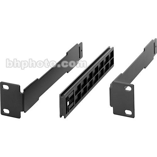 Toa Electronics MB-WT4 Rack Mount Brackets for Mounting Dual TOA Half Rack Wireless Receivers