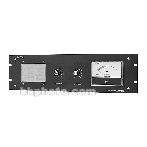 Toa Electronics MP-032B - 10-Channel Passive Monitor Panel