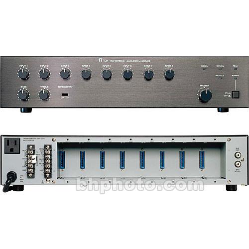 Toa Electronics M-900MK2 - 8-Channel Modular Mixer/Preamplifier