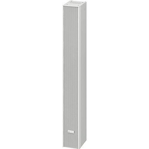Toa Electronics SR-H2L Slim Line Array Speaker - Short & Straight Version (White)