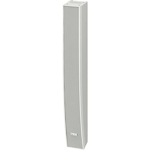Toa Electronics SR-H2S Slim Line Array Speaker - Short & Curved Version (White)