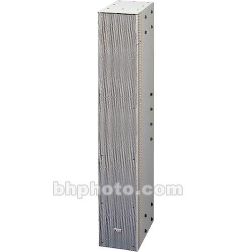 Toa Electronics SR-S4LWP Slim-Line Array Speaker (White)
