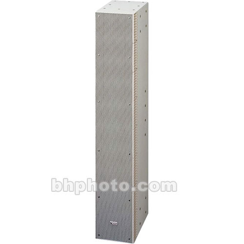 Toa Electronics SR-S4L Slim-Line Array Speaker (White)