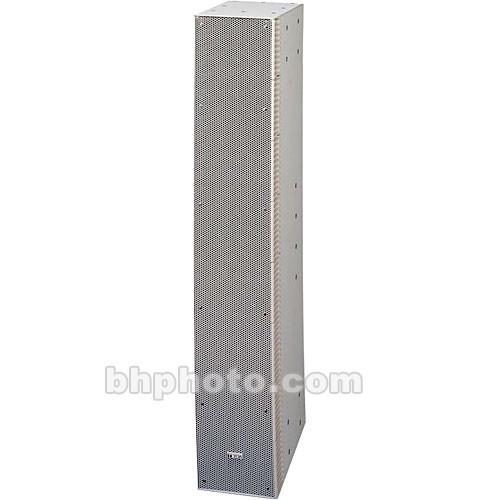 Toa Electronics SR-S4S Slim-Line Array Straight Speaker (White)