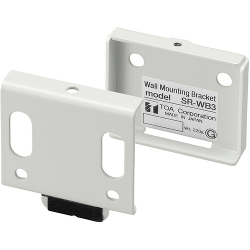 Toa Electronics SR-WB3  Wall Bracket for Type H Line Array Speakers