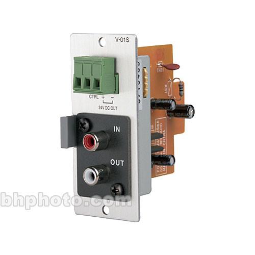 Toa Electronics V-01S - Remote Master Volume Control Module (VCA)