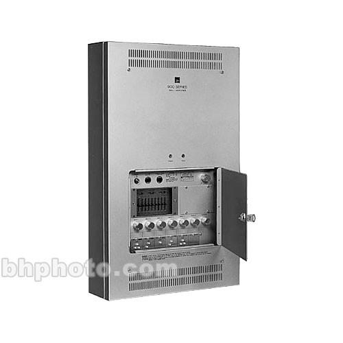 Toa Electronics W-912A - 120 Watt 6-Channel In-Wall Mixer/Amplifier