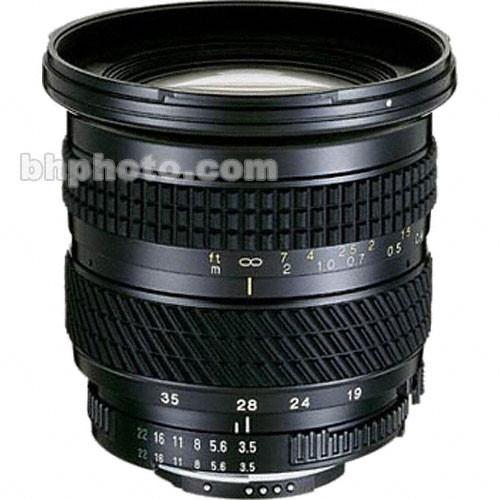 Tokina Zoom Super W/A 19-35mm f/3.5-4.5 AF193 AF Lens