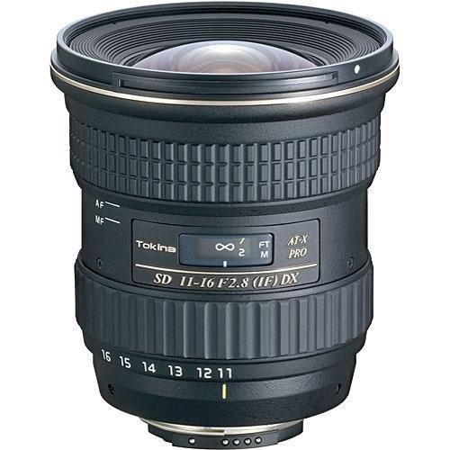 Tokina 11-16mm f/2.8 AT-X 116 Pro DX Autofocus Lens for Nikon DX-Format DSLRs