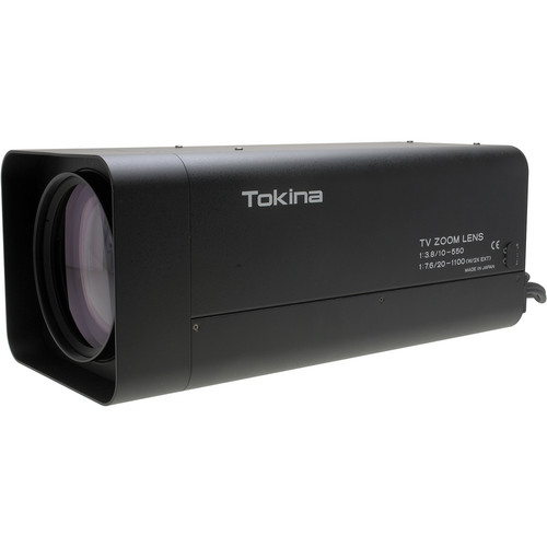 Tokina TM55Z1038GAIDCPNX2 Long Focal Length Motorized Zoom Lens