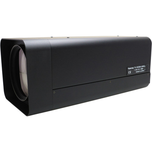 "Tokina TM55Z1038GAIDCPN 1/2"" Motorized Zoom Lens with Preset (10-550mm)"