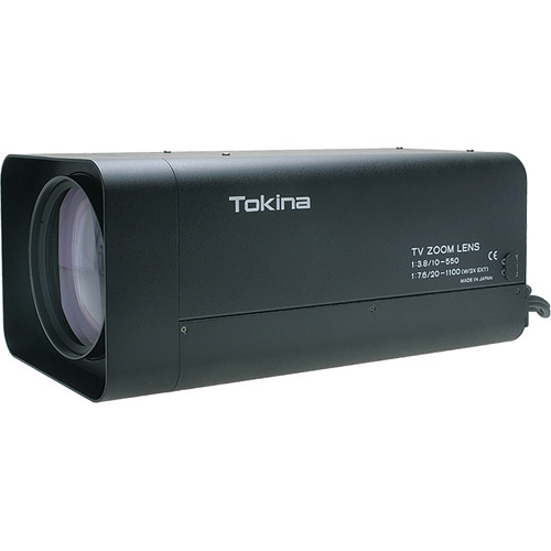 Tokina TM55Z1038GAIDCx2 Motorized Zoom Lens with 2x Extender